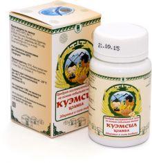 Продукт кисломолочный сухой КуЭМсил Цзамба, таблетки, 60 шт.