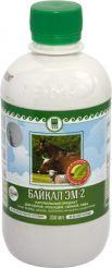 Продукт натуральный для коров, лошадей, свиней, овец Байкал ЭМ-2, 350 мл