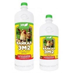 Продукт натуральный для птиц Байкал ЭМ-2, 350 мл