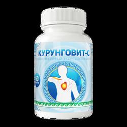 Кисломолочный продукт сухой Курунговит-С, таблетки, 60 шт