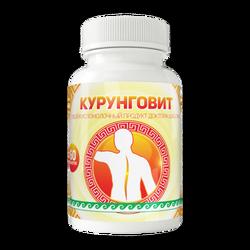 Кисломолочный продукт сухой Курунговит, таблетки, 60 шт. АРГО-Главное здоровье!