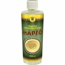 Средство для мытья посуды Марго, без помпы, 250 мл