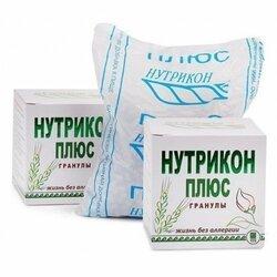 Нутрикон Плюс ,гранулы.Источник пищевых волокон. Способствует улучшению состояния иммунной системы.  НИИ ЛОП и НТ