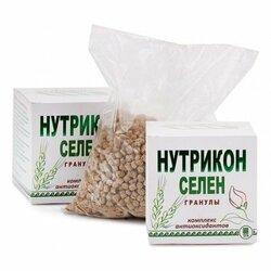 Нутрикон Селен,гранулы.Клетчатка
