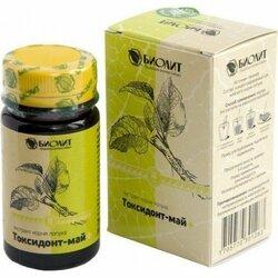 """Экстракт корня лопуха майского """"Токсидонт-май""""+ , жидкость, 75 мл. Антитоксическое, антиоксидантное, противовоспалительное действие.Главное-Здоровье!"""